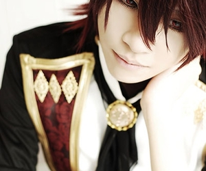 cosplay, shin, and amnesia image
