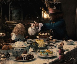alice in wonderland, alice, and movie image