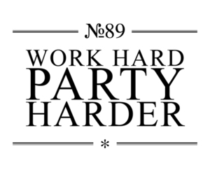 party and hard image