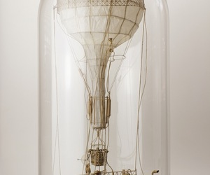 balloon, steampunk, and art image