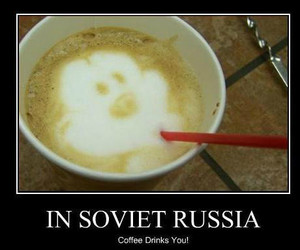 coffee, mouse, and cool image