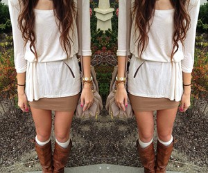 girly, clothes, and fashion image