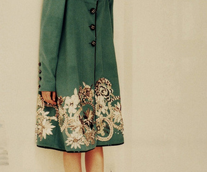 green, vintage, and Kirsten Dunst image