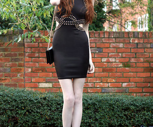 fashion, ginger, and look image