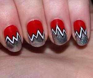 nail, nails, and art image
