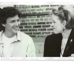 Molly Ringwald, pretty in pink, and andrew mccarthy image
