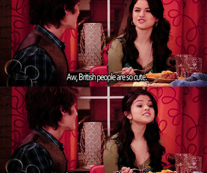 selena gomez, wizards of waverly place, and alex russo image