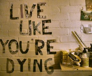 life, live, and dying image