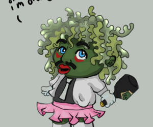 cute and Old Gregg image
