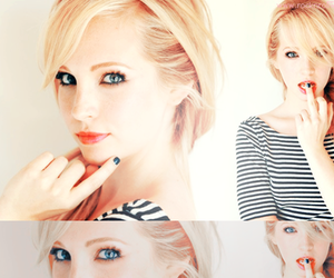 the vampire diaries and candice accola image