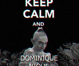 dominique, ahs, and asylum image