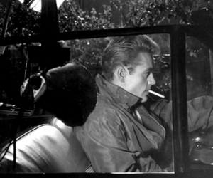 james dean and live fast die young image