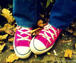 autumn, converse, and diaz image