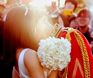kiss, korea, and royal image