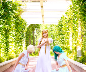 cosplay, sailor moon, and sailor neptune image