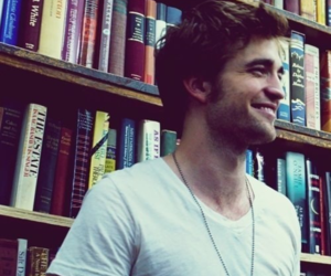 robert pattinson, remember me, and book image