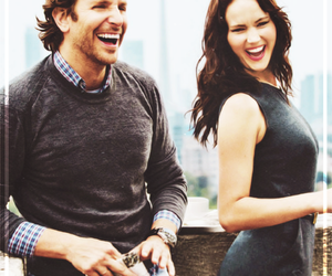 bradley cooper, Jennifer Lawrence, and silver linings playbook image
