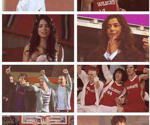 one direction, louis tomlinson, and high school musical image