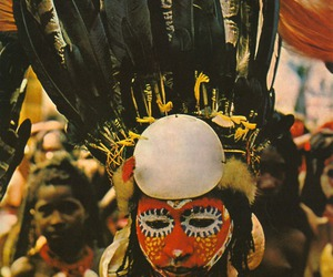 anthropology, culture, and tribal image