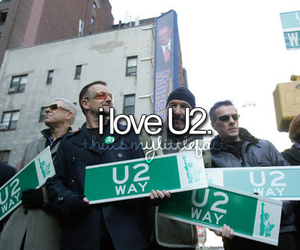 u2, fact, and quote image