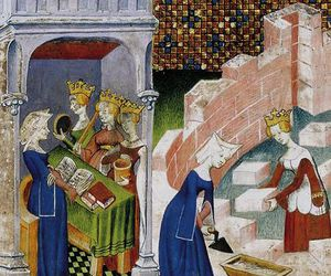 art, history, and medieval image