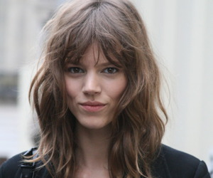 Freja Beha, model, and girl image
