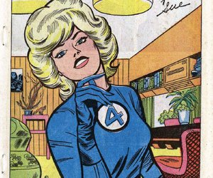 1960s, heroine, and illustration image