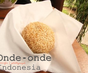 food, indonesia, and traditional image