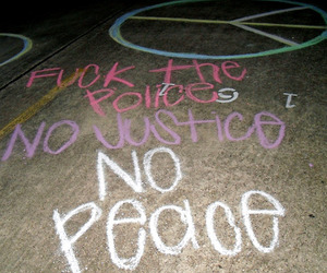 anarchy, hippie, and justice image