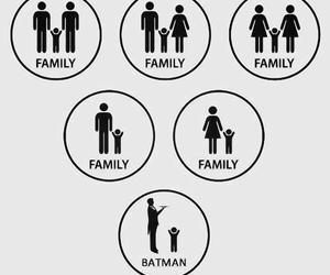 batman, family, and father image