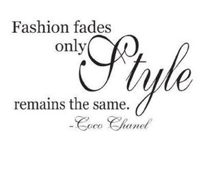 style, chanel, and fashion image