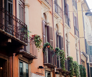 city, italy, and street image