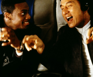rush hour, movie, and jackie chan image