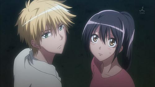 kaichou wa maid sama, anime, and manga image