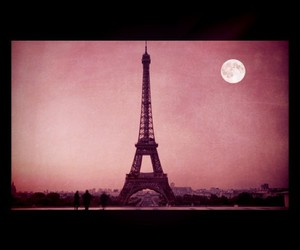 paris, france, and pink image