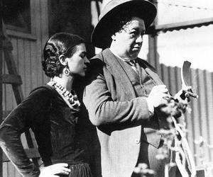Diego Rivera, frida kahlo, and Frida image