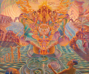 art, Burning Man, and egypt image