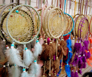 photography, dreamcatcher, and dream catcher image