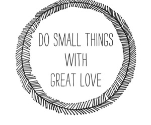 love, quotes, and things image