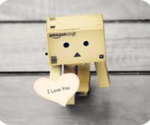 I Love You, danbo, and heart image