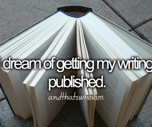 writing, Dream, and text image