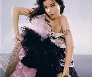 bjork, photograph, and cute image