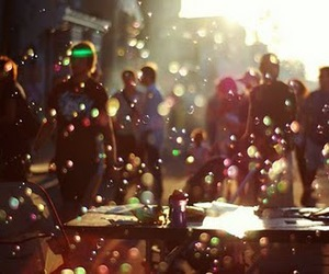 bubbles and glitter image