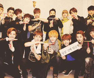 exo, kpop, and tvxq image