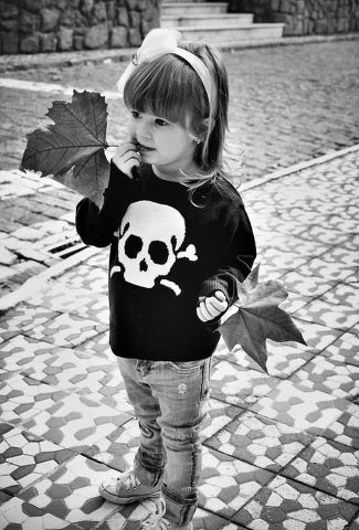 cool, skull, and swag image