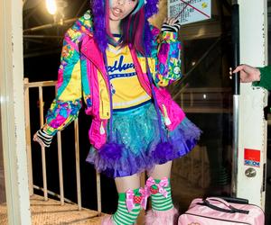 colorful, decora, and kawaii image