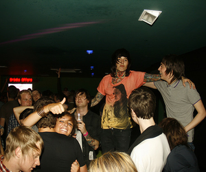 bmth, oliver sykes, and bring me the horizon image