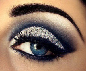 eyes, pretty, and make-up image
