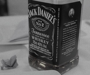 alcohol, black and white, and party image