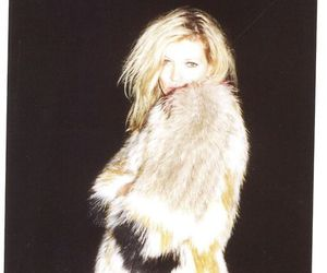 kate moss, model, and fur image